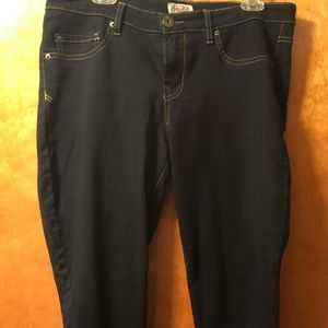 Mudd Jeggings Size 17 Like New